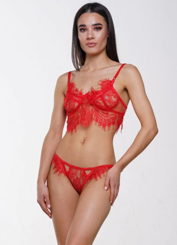 sweetheart brief red 1